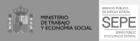 Logotipo del Ministerio de Trabajo, Migraciones y Seguridad Social
